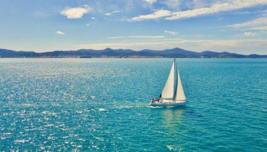 Adria Winde in Kroatien kennen zum Segeln im Meer - Bora, Jugo, Maestral