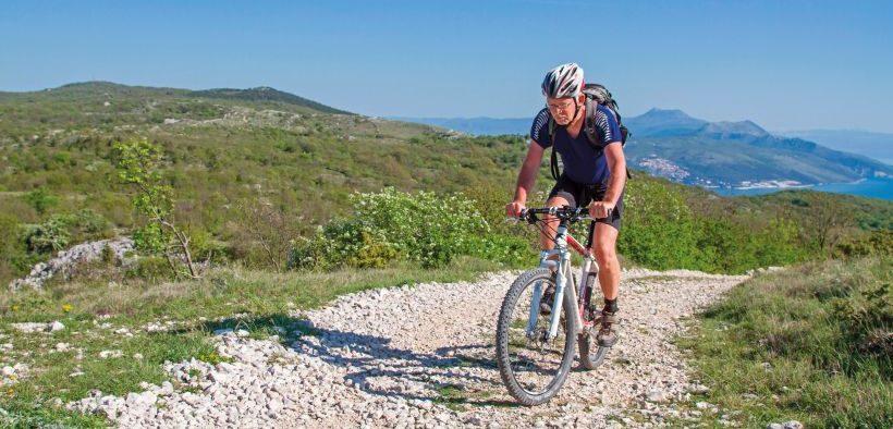 Radfahren in Istrien - mit dem Rad an der Küste entlang