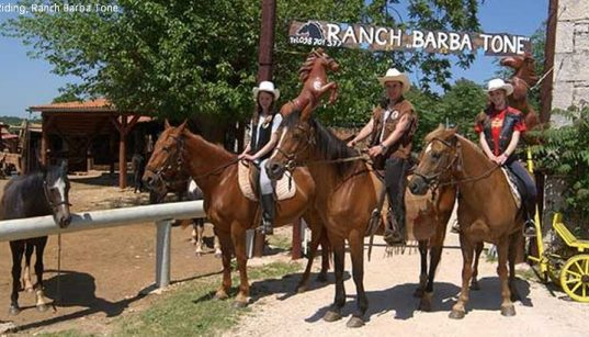 Ranch Barba Tone in Istrien
