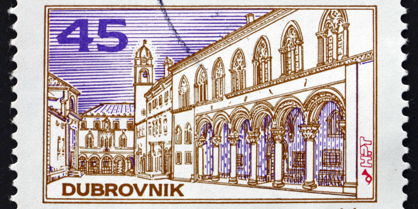 Rektorspalast in Dubrovnik