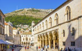 Rektorenpalast in Dubrovnik