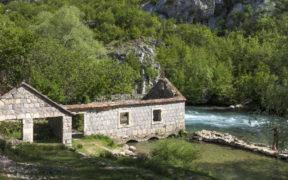 Wassermühlen von Trilj