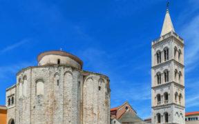 Kirche St. Donatus in Zadar