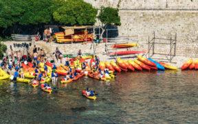 Kajaktour in Dubrovnik