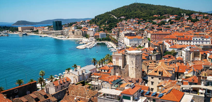 Jüdisches Erbe in Split