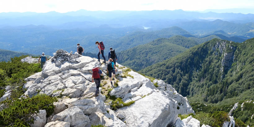 Trailrunning im Nationalpark Risnjak