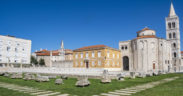 Archäologische Museum in Zadar