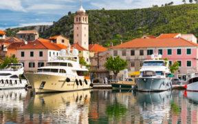 Bootstour im Nationalpark Krka
