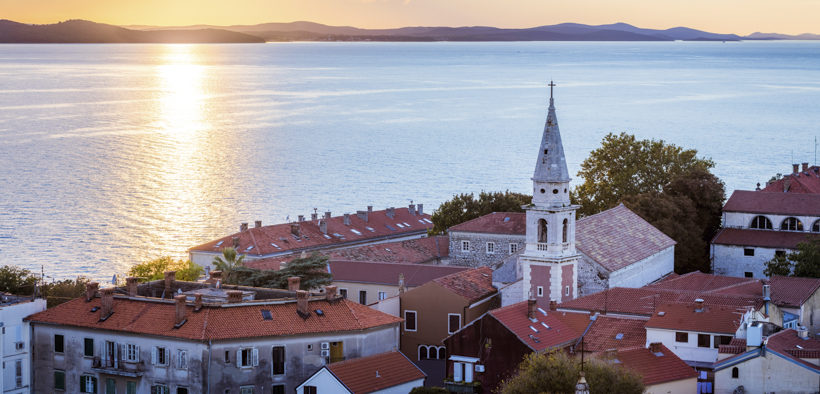 Kirchen in Zadar