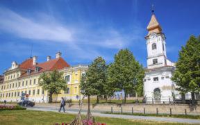 Das Franziskanerkloster in Vukovar