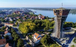 Wasserturm von Vukovar
