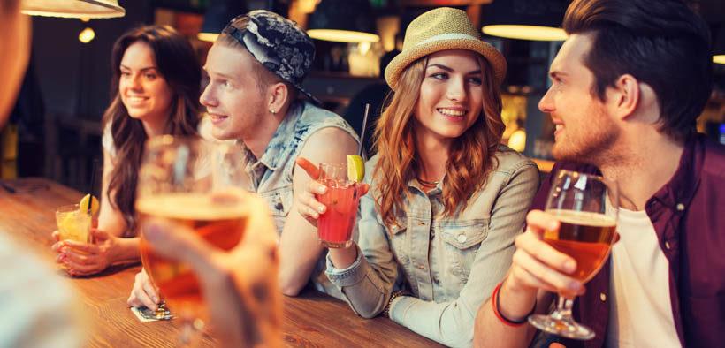 Bars in Osijek