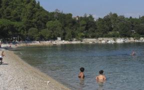 Strand von Medveja