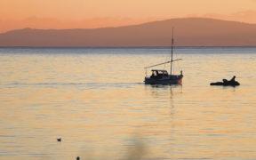 Mit dem Boot von Opatija nach Mošćenička Draga