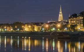 Wassertore von Osijek
