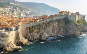 Spaziergänge durch Dubrovnik