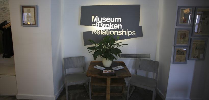 Museum der zerbrochenen Beziehungen