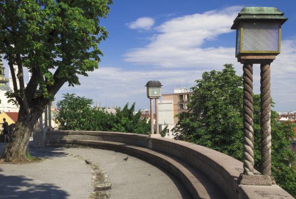 Strossmayer Promenade Zagreb