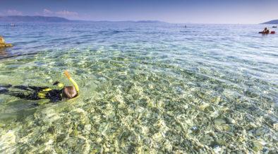 Ostküste Istriens