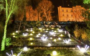 Art park in Zagreb