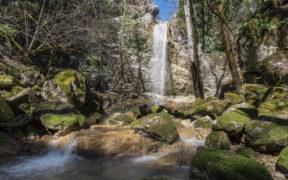 Wasserfall Butori ponor