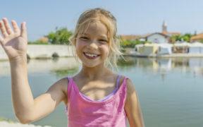 Zadar mit Kindern