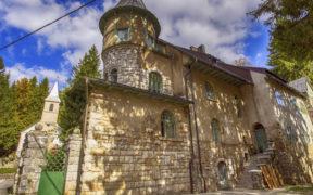 Kultur-Sehenswürdigkeiten in Gorski Kotar