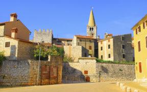 Pfarrkirche in Bale