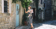 Rijeka mit Kindern