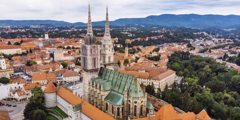 Aussichtsturm Zagreb