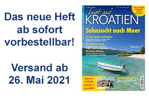 Lust auf Kroatien 01/2021