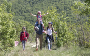 Wandern am Butoniga Stausee