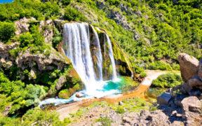 Krčić-Wasserfall