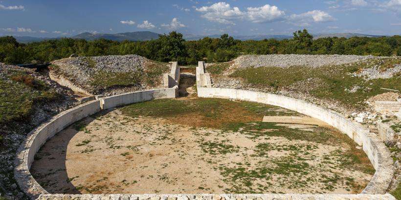 Ruinen von Burnum