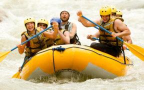 Rafting in Omiš